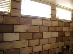 1000 images about painting cinder blocks on pinterest - Painting concrete block interior walls ...