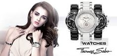 Thomas Sabo watches. Proudly available here at Tompkins Jewellers . tompkinsjewellers.com
