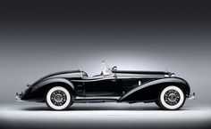 1939 Mercedes-Benz 540 K Spezial Roadster by Sindelfingen