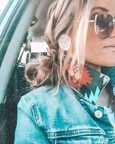 Western Chic, Western Wear, Country Western Fashion, Cowgirl Mode, Gypsy Cowgirl Style, Cowgirl Tuff, Cowgirl Hair, Cowgirl Belts, Look Fashion