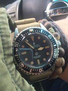 Steinhart ocean vintage military