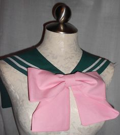 Sailor Jupiter Insta-Fuku Japanese School Girl Uniform Cosplay Collar by MagicStarCosplay on Etsy