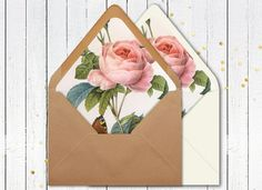 creative ideas diy pretty envelops with templates envelopes