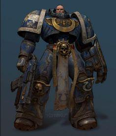 Warhammer 40K Art - Bing Images