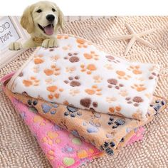 3 colors Pet Kennel Mat Dog Blanket Thermal Blanket Dog Quilt Polka Dot Air Conditioning Blanket NQ677166-in Houses, Kennels & Pens from Home & Garden on Aliexpress.com | Alibaba Group
