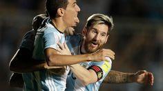 Boden in der WM-Quali gut gemacht: Matchwinner Messi lässt Argentinien jubeln