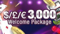 Get A Welcome Bonus of €$3000 on Your First Five Deposits