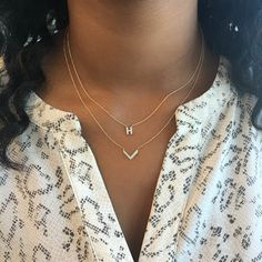 COVET by Stella & Dot - Diamond Necklaces