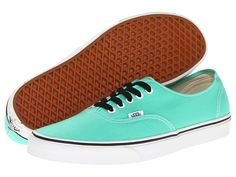 Vans Authentic™ (Neon) Purple/True White - Zappos.com Free Shipping BOTH Ways