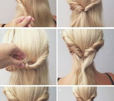 19+LAZY+GIRLS+HAIRSTYLE+DIY+IDEAS+FOR+ALL+BUSY+MORNINGS+AND+FANTASTIC+LOOK