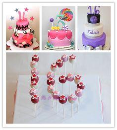sweet 16 birthday party cakes