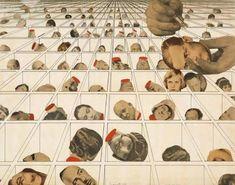 "Kurt Kranz ~ Dada artist ~ Exhibit titled ""Programming the Beautiful"" Collage Collages, Collage Artists, Bauhaus, Photomontage, Tristan Tzara, Illustrations, Illustration Art, Art Manifesto, Dada Artists"