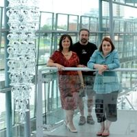 National Glass Centre, Sunderland doubles exhibition capacity for glass and ceramics
