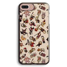 Dragon Age Party All Members Apple iPhone 7 Plus Case Cover ISVC078