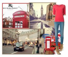 """""""Burberry - Contest"""" by asia-12 ❤ liked on Polyvore featuring Burberry"""