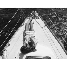 Andreea Diaconu voillier Jamaique http://www.vogue.fr/mode/mannequins/diaporama/la-semaine-des-tops-sur-instagram-juin-2015/21018/carrousel#andreea-diaconu-en-jamaque