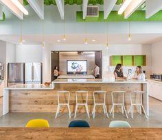 Adobe's Newly Renovated Headquarters - San Jose - Office Snapshots