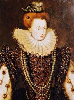 Portrait de Marie Stuart, reine d'Ecosse, vers 1570 peintre inconnu