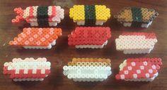 Sushi beads Perler® | Gallery