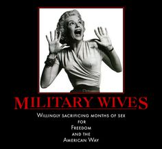 army wife | The Misadventures of Mrs. Duh: Mil-Spouse Survey!