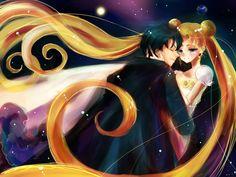 Omg I used to love these guys so much! (sailor moon and tuxedo mask) Sailor Moon Usagi, Sailor Neptune, Sailor Moon Art, Sailor Moon Crystal, Sailor Saturn, Sailor Mars, Gatomon, Princesa Serenity, Tuxedo Mask