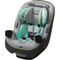 Safety 1st Grow & Go 3-In-1 Convertible Car Seat, Choose your Fashion, Multicolor