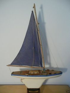 Footy sailboat plans | Pond yacht | Pinterest | Sailboat ...