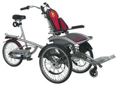 Bikes For Handicapped Adults tandem bike for disabled