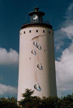 De Bron - Johnny Beerens - 1995 - Watertoren Oostburg - Zeeuws Vlaanderen