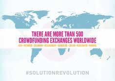 By 2013, the number of crowdfunding exchanges worldwide was 536 - a fivefold increase from 2007- connecting social entrepreneurs to the potentially enormous impact of socially conscious citizens. Between Kiva, WeFunder Sellaband, ResearchGate, Catarse.me Idea.me, Kickstarter, Fundrise and others, the industry raised $1.5 billion in 2011, and is likely to hit $3 billion in 2013.