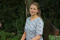 Sewaholic Alma Blouse in Liberty Queue for the Zoo fabric www.jenni-smith.co.uk