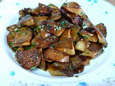 Rebollones al ajillo http://cocina.facilisimo.com/blogs/recetas-primeros/rebollones-al-ajillo_1263407.html?aco=1ax5&fba