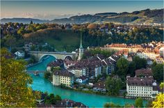 Bern - City of the Alps