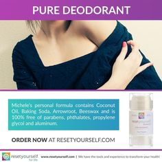 Pure Deodorant has been #tested in a variety of climates across the globe on everyone from friends and family to #hot yoga enthusiasts to big, beefy factory workers. And the resounding reports are that it really works! #ResetBeauty #PureDeodorant #deo #confident