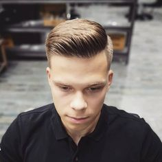 34 Sophisticated Short Undercut Mens Hairstyle Ideas For Cozy Daily Mens Activity - Side Part Hairstyles, Slick Hairstyles, Hairstyles Haircuts, Haircuts For Men, Beard Styles For Men, Hair And Beard Styles, Short Hair Styles, Men Haircut 2016, Undercut Fade Hairstyle