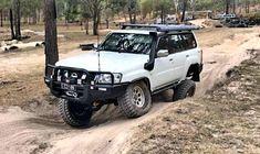 Nissan Patrol Y61, Patrol Gr, Offroad, Safari, Jeep, Camping, Cars, Ideas, Campsite