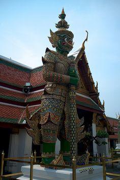 Royal Palace. Bangkok, Thailand
