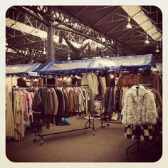 Judy's at Spitalfields vintage fair