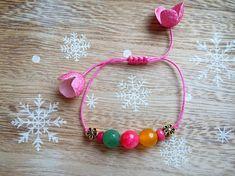 Agate Bracelet Semi-Gemstone Agate bracelet Beaded Bracelet I Love Jewelry, Unique Jewelry, Handmade Jewelry, Handmade Gifts, Agate, Beaded Bracelets, Gemstones, My Favorite Things, Trending Outfits