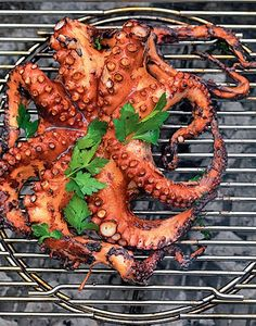 Grill-Rezept: Oktopus | annabelle.ch