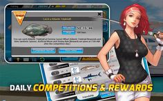 Fishing Superstars: Season 2, Android market best android games download free android apps Best Android Games, Free Android, Android Apps, Best Apps, News Games, Game Design, Games For Kids, Season 2, Superstar