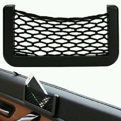 Car net bag car #organiser net 15 x 8cm automotive #pocket with adhesive #visor. ,  View more on the LINK: http://www.zeppy.io/product/gb/2/232174171698/