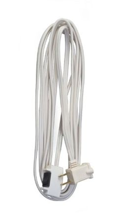 Woods 16/2 Extension Cord with Switch, Wired Remote On/Off, White, 15-Feet Woods,http://www.amazon.com/dp/B000KKND86/ref=cm_sw_r_pi_dp_U2Tutb11G6908D82
