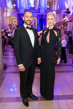 C Social Front. S.F. Ballet Opening Night Gala 2016 - Damian Smith & Vanessa Getty