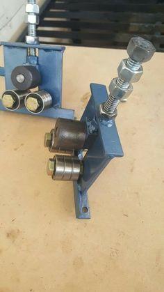 tools Metal Bending Tools, Metal Working Tools, Metal Tools, Metal Art, Metal Projects, Welding Projects, Homemade Tools, Diy Tools, Pliage Tole