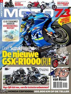 Proefabonnement: 3x Moto73 € 12,50: Lees Moto73 nu vrijblijvend 3 keer voor slechts 4 euro 17 per tijdschrift. Het proefabonnement stopt hierna automatisch, je zit dus nergens aan vast.
