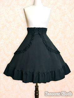 Lolibrary | Innocent World - Skirt - Berna Skirt