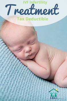 Infertility treatment and In Vitro Fertilization (IVF) expenses are tax deductible via IRS Schedule A, and through a Healthcare Flexible Spending Account (FSA). These breaks represent two methods of defraying costs for families trying to conceive. http://www.growingfamilybenefits.com/ivf-infertility-treatment-tax-deductible-irs/