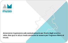 Area Riservata / Piemonte / Abbonamento Musei - Abbonamento Musei