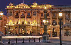 Hotel-de-Crillon- Paris